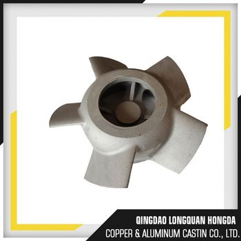 new popular aluminum joints sand casting robot fitting spare parts manufacture