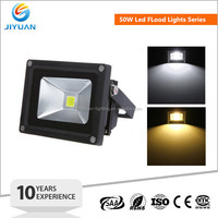 CE RoHS SAA COB outdoor security lighting with camera
