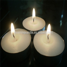 25pcs &50 pcs& 100pcs flameless tea light candle promotional