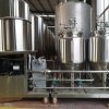 100L homebrew and brewery equipment with conical beer fermenter for home brewing