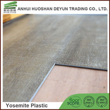 Sound Absorbing PVC Vinyl Flooring with Click System