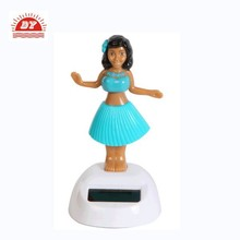 ICTI audited factory custom Solar Powered dashboard figurines