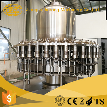 Different sizes aseptic cold combibloc filling machine