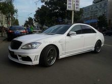 Factory price! S-CLASS WD W221 Body Kit for Look Style-Front Bumper, Rear Bumper, Side Skirts.
