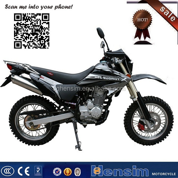 Classical 250cc Dirt Bike endure