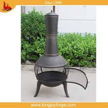 elegant and sturdy package large outdoor terracotta chimineas