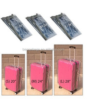 Clear PVC Luggage Suitcase Protector Cover