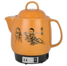 Automatic Electric Ceramic Pot/Medicine Cooking Pot in 3L capacity
