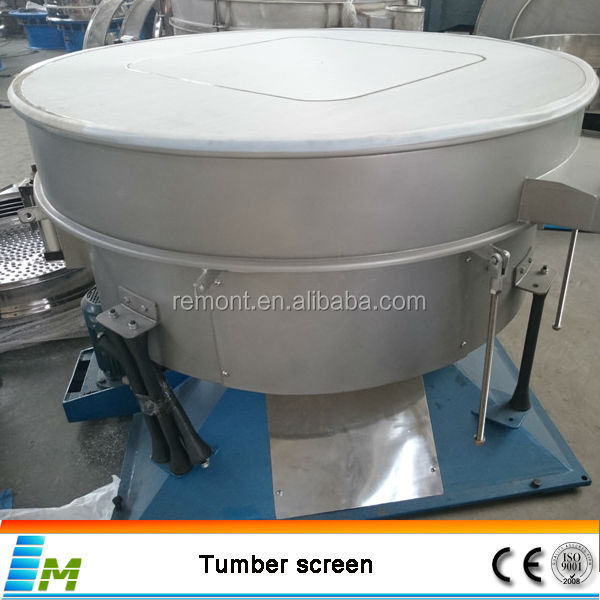 Graphite powder swing sieve machine