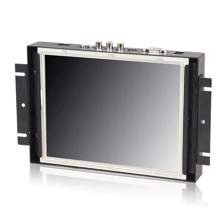 "LCD monitor HDMI VGA DVI composite input brand new high quality openframe 7"" touch"