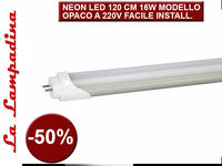 LED TUBE 16W 120CM SMD3528 SUPER STRONG MATT / NEON LED 120 CM SMD 3528