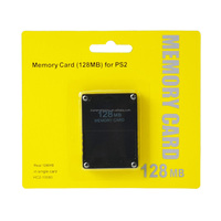 128MB Capacity Memory Card Save Game Data Stick for Playstation 2 PS2