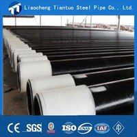 steel pipe astm a53 oil and gas casing and tubing