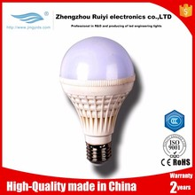 LED Residential lighting E27 Screw Base 3w 5w led Sound Control Bulb