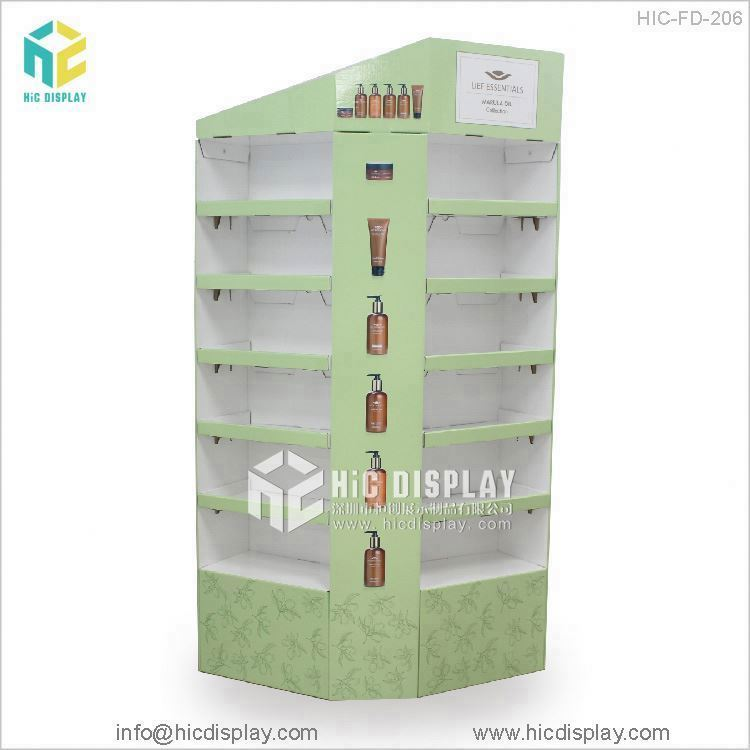 pop up display stands for sale cosmetic display stand