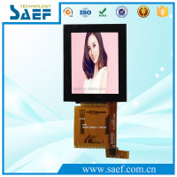 2.4 Inch QVGA TFT LCD Display 240x320 Resolution with capacitive touch screen TFT module