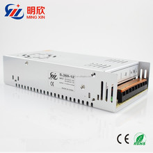 cctv 12v 30a 350w switch power supply ,ac dc 12v 350w switching power supply