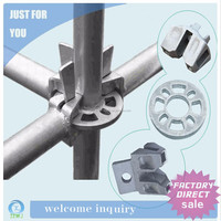 construction scaffold China supplier/types of scaffold clamps/used aluminum scaffold