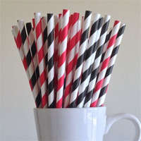 Latest Paper Plate Cup Straws Xiamen Okay Commodity