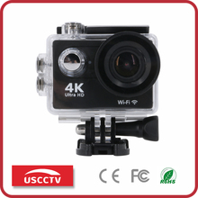 Usc Sales Promotion! Full HD Wifi 1080P To 4 K Waterproof Sport Action Camera