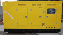 100KVA Silent Diesel Generator With UK Engine 1104C-44TAG2