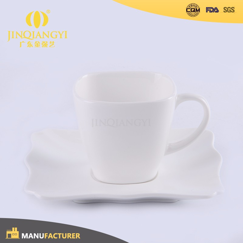 Hot sale China 180cc Ceramic coffee tea sets