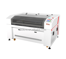 New design AOL 1390 wood/wedding card laser engraving machine