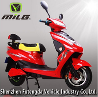 Chinese Manufacturer low price 800w electric motorcycle