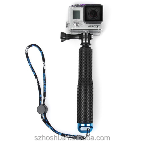 Hot 19inch Selfie Stick Monopod gopro with Mount Adapter for GoPro Hero 4 3+ 3 2 1