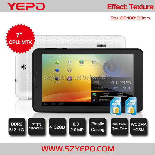 GPS 3G Android 6.0 7 inch Cheap Tablet PC Built in 3G Call-touch Smart Tablet PC