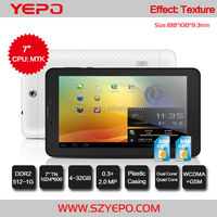MTK 8312 GPS 3G Android 5.1 7 inch Cheap Tablet PC Built in 3G