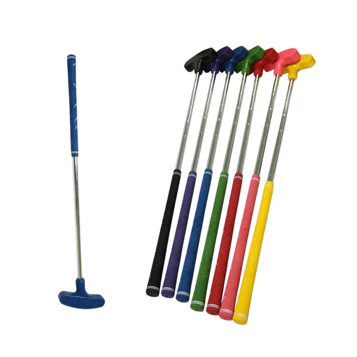 hot sell children golf practice club suited for different range kids golf putter