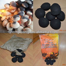 Pillow hardwood charcoal briquette price