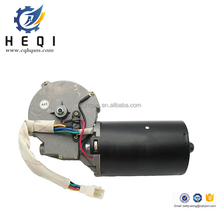 24 Volt 150 Watt Negative Control DC Wiper Motor With Fine Tooth Applicable To Autobus