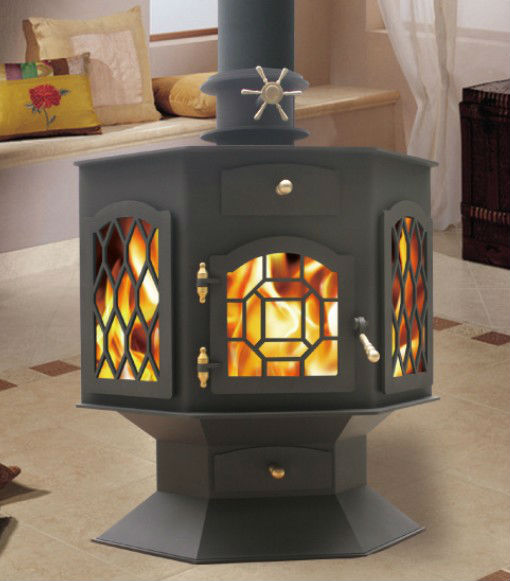 Steel plate Stoves(True fire Fireplace)