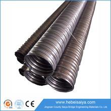 100mm Hot Saled Building materials Metal Corrugated Duct