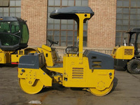 2.5 Ton Top Brand Sinomach Mini Vibratory Road Roller Cheap Price Guangzhou
