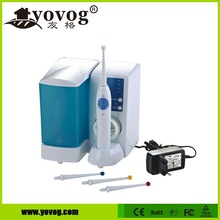 Home use electric power Oral irrigator Dental floss