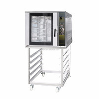 Small Bakery Equipment Convection Commercial And