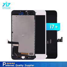 Original Mobile phone Parts LCD Digitizer Assembly For Iphone 7 plus LCD Complete
