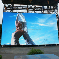 outdoor waterproof led screen tv 6mm smd outdoor led screen from China