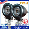 high power led driving lights 10W 12V car led work light motorcycle led driving lights made in China
