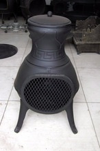 Cast iron chimenea indoor BISINI chimnea (BG11-M056)