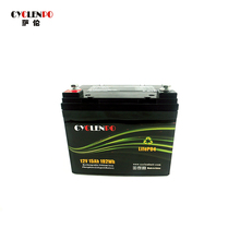 32650 deep cycle 12V 15Ah lifepo4 lithium ion rechargeable battery pack