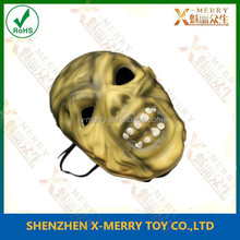 X-MERRY Occult mummy horror evil ghost canival fancy eva theme decor mask