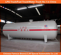 20T LPG Tank with 50m3 Gas Tanker with LPG Dispenser & Pump