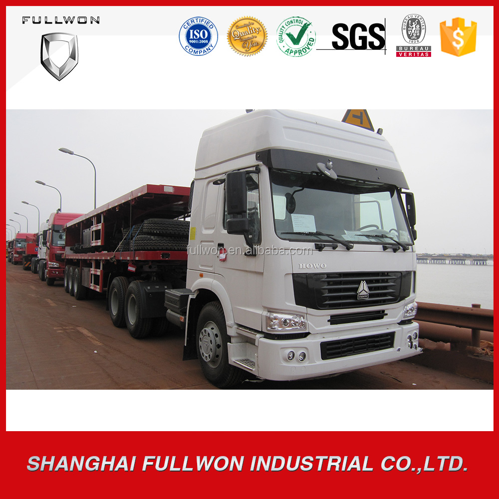 SEENWON Chinese Supplier 40ft container flat trailer price in india