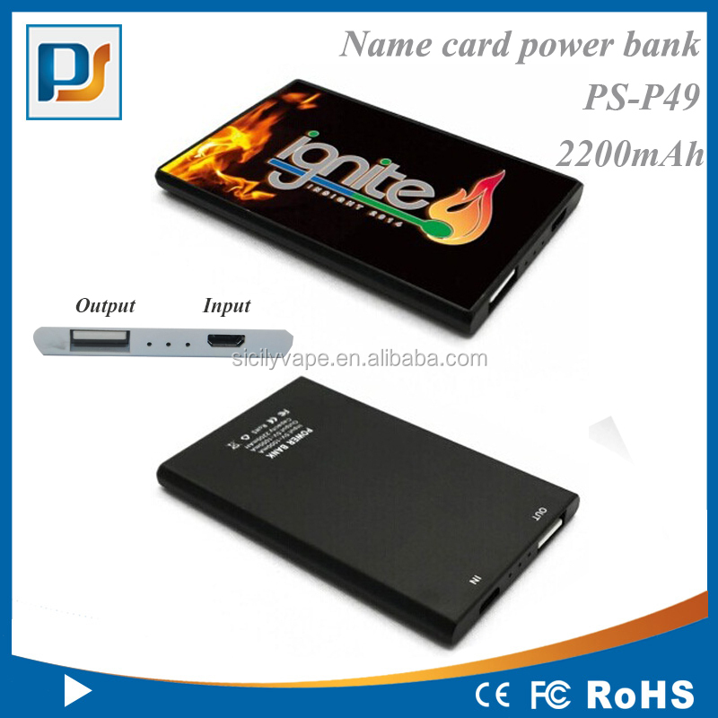 2014 new design mobile portable LI-polymer battery best quality power bank