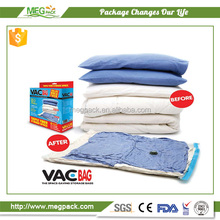 Transparent Vacuum Sealed Storage Bags For Bed