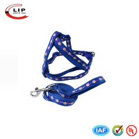 Fashion design wholesale dog leash led wholesale pet collar